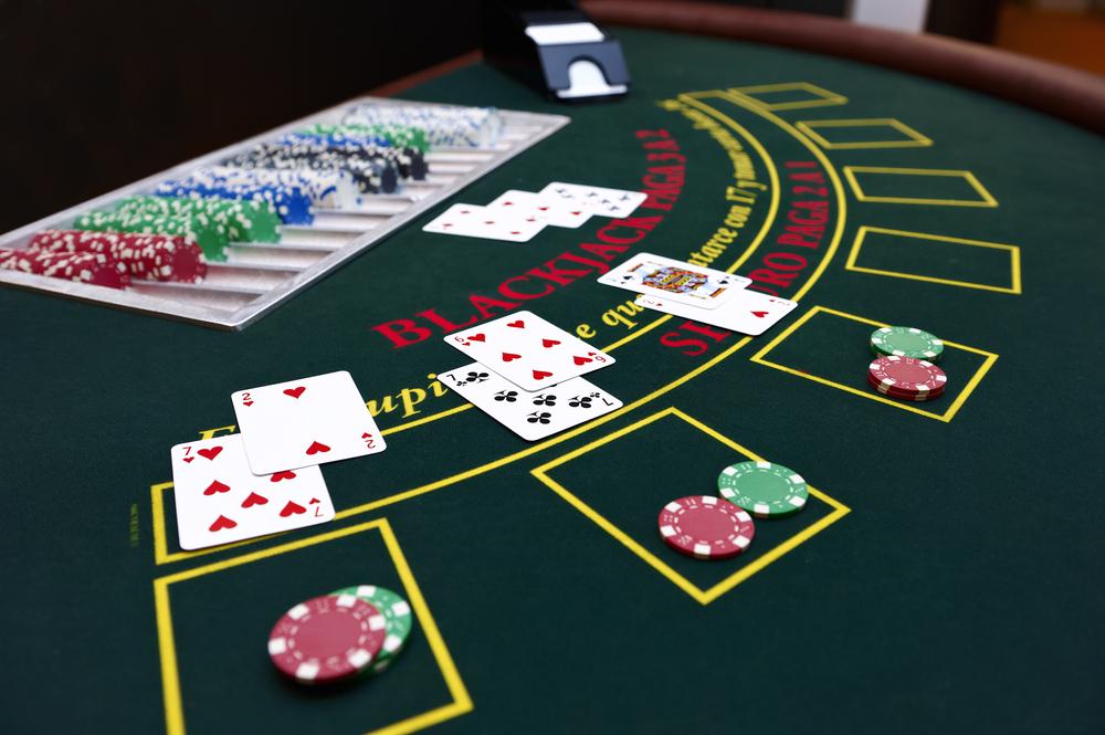 Casino blackjack 5 card rule